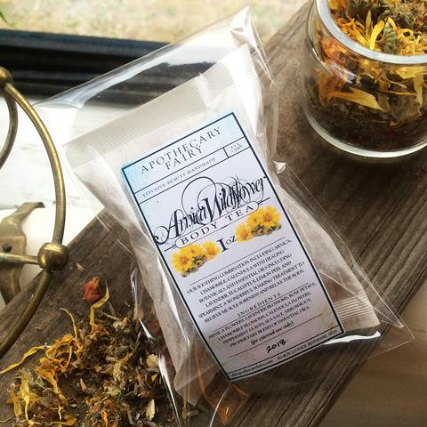 Arnica Wildflower Body Tea