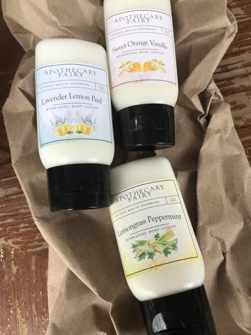 Haydrating Hand and Body Lotion