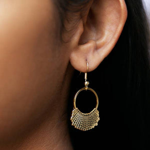 RBG Hoop/Hook Earring