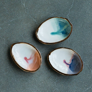 Ceramic Abalone Smudge Dish