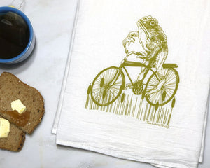 Two Fruits Tea Towels