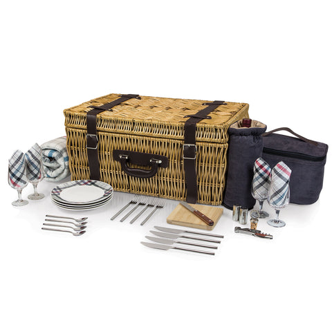 Carnaby Street Basket - Elegant Touch Gourmet and Wine