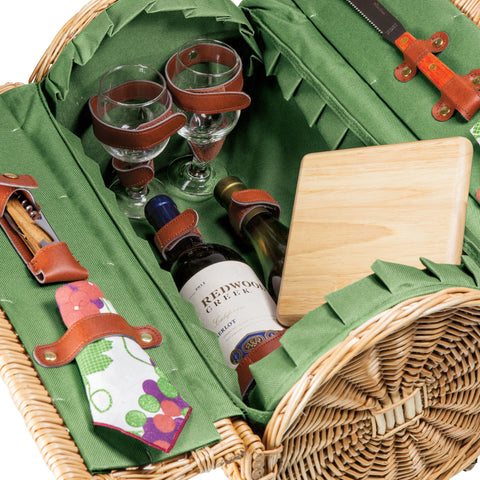 The Verona Basket - Elegant Touch Gourmet and Wine