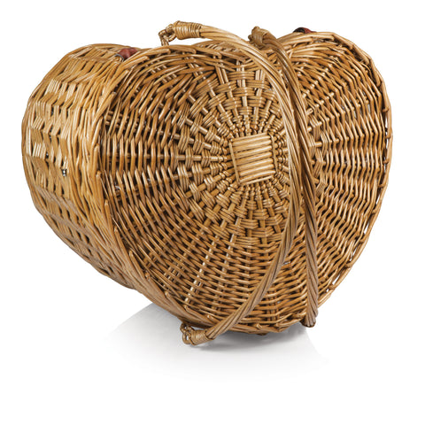 Heart Basket - Elegant Touch Gourmet and Wine