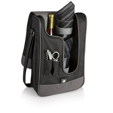 Barossa Single Wine Bottle Tote - Elegant Touch Gourmet and Wine