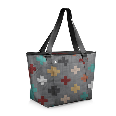 The Hermosa Insulated Tote - Elegant Touch Gourmet and Wine
