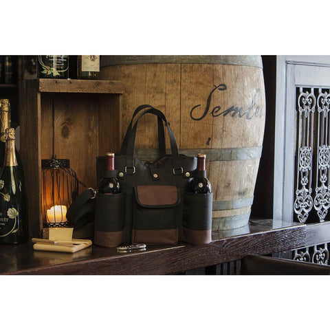 Wine Country Tote - Elegant Touch Gourmet and Wine
