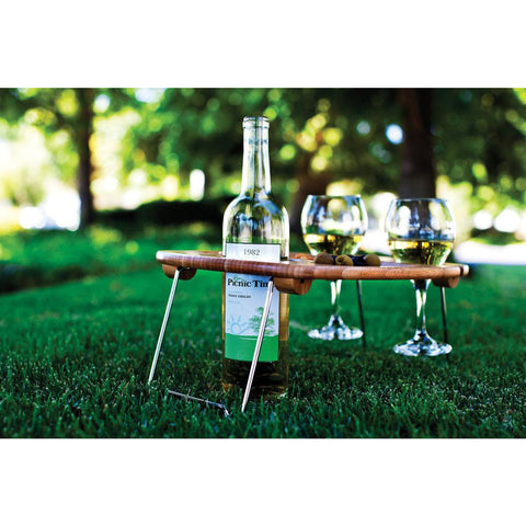 Portable Wine serving Table