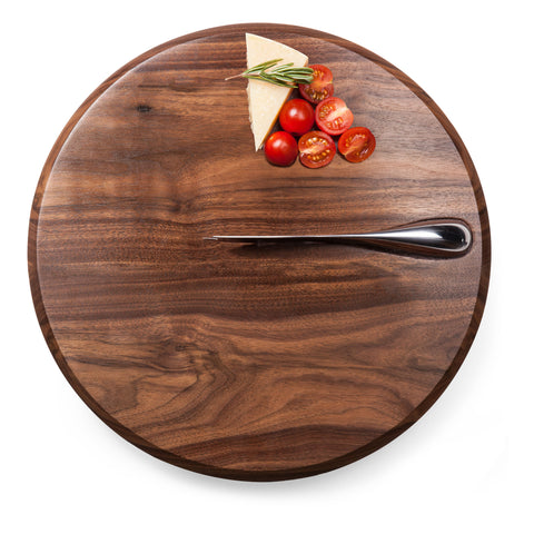 Circular Cheese Board