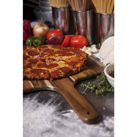 Acacia Pizza Peel - Elegant Touch Gourmet and Wine