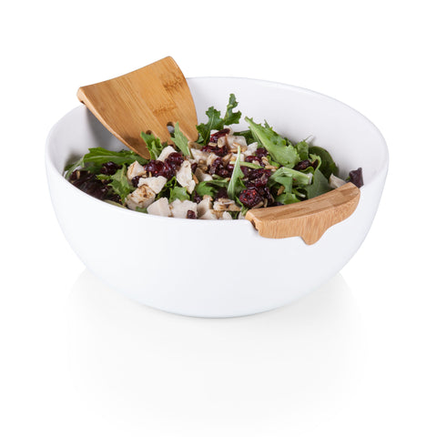 Salad bowl with servers set - Elegant Touch Gourmet and Wine