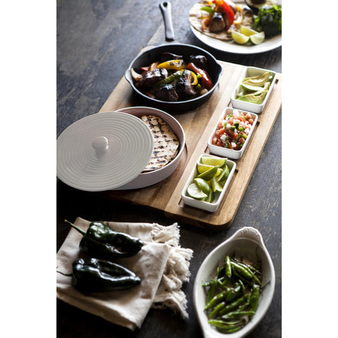 Fajita Station - Elegant Touch Gourmet and Wine