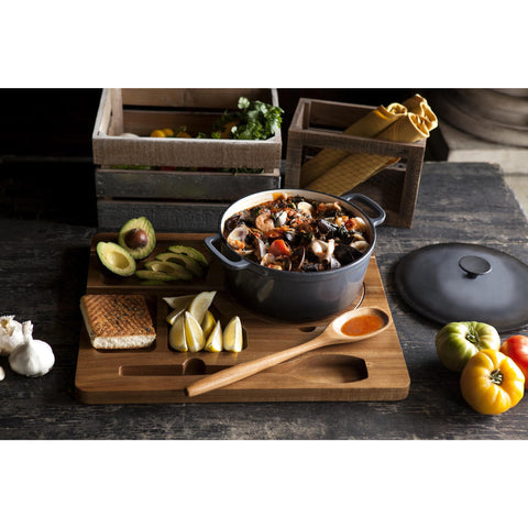 Dutch Oven Station - Elegant Touch Gourmet and Wine