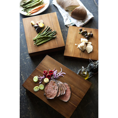 Set of 3 Cutting Boards - Elegant Touch Gourmet and Wine