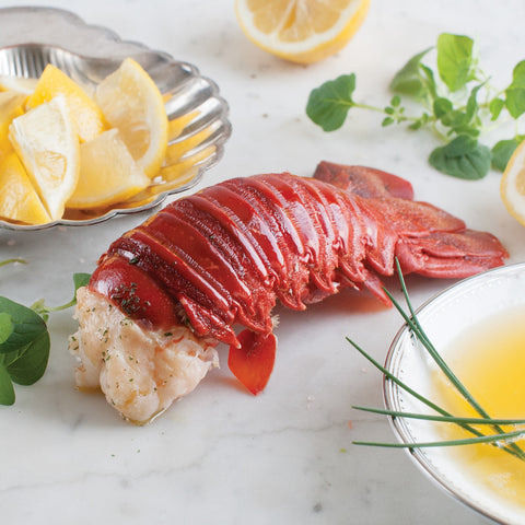 Lobster Tails - Elegant Touch Gourmet and Wine