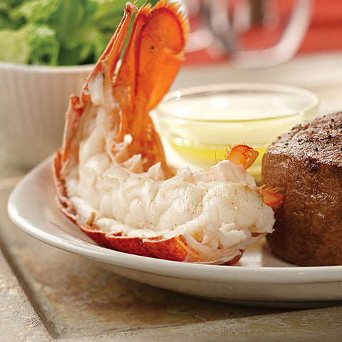 Split Lobster Tails - Elegant Touch Gourmet and Wine
