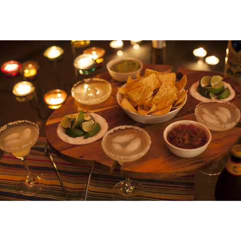 Margarita Serving Tray - Elegant Touch Gourmet and Wine