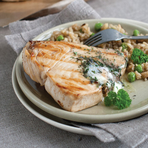 Swordfish Steaks - Elegant Touch Gourmet and Wine