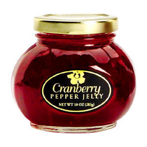 Aloha From Oregon Cranberry Pepper Jelly - Elegant Touch Gourmet and Wine