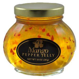 Aloha From Oregon Mango Pepper Jelly - Elegant Touch Gourmet and Wine