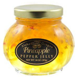 Aloha From Oregon Pineapple Pepper Jelly - Elegant Touch Gourmet and Wine