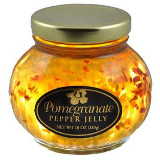 Aloha From Oregon Pomegranate Pepper Jelly - Elegant Touch Gourmet and Wine