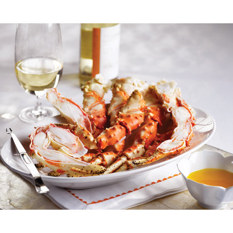 Alaskan King Crab Legs - Elegant Touch Gourmet and Wine