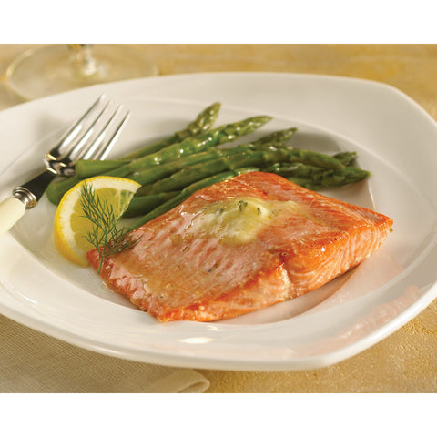 Wild Salmon Fillets - Elegant Touch Gourmet and Wine