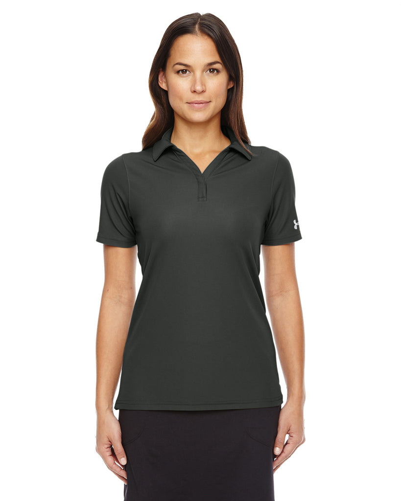 Under Armour 1261606 Ladies UA Performance Polo