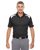 Under Armour 1283702 Mens UA Team Colorblock Polo