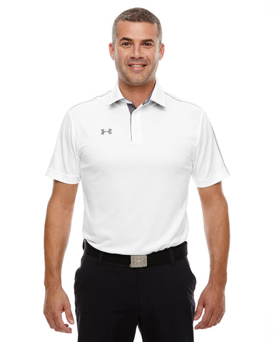 Under Armour 1283703 Mens UA Tech Polo