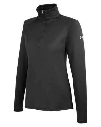 Under Armour Ladies' UA Tech™ Quarter-Zip-1300132