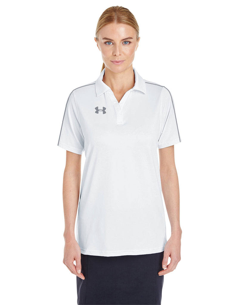 Under Armour 1309537 Ladies UA Tech Polo