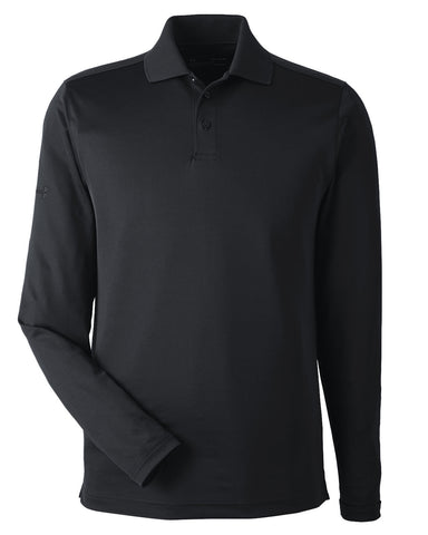 Under Armour Mens Corporate Long-Sleeve Performance Polo 1343090