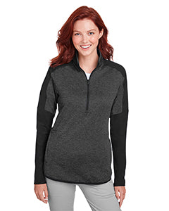 Under Armour Ladies' Qualifier Hybrid Corporate Quarter-Zip 1343103