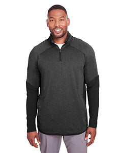 Under Armour Mens Qualifier Hybrid Corporate Quarter-Zip 1343104