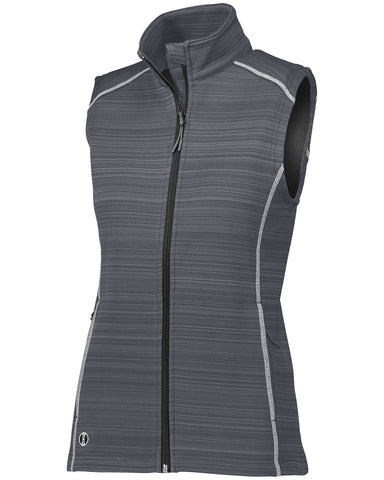 Holloway 229715 Ladies Dry Excel Bonded Polyester Deviate Vest