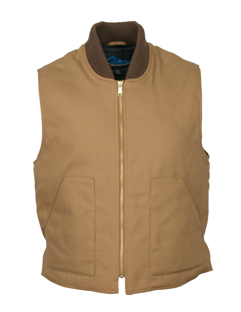Tri-Mountain 4400 Lodestar Cotton Canvas Vest