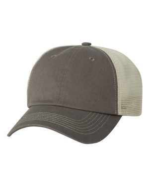 Sportsman 3100 - Contrast Stitch Mesh Cap - Limit 2