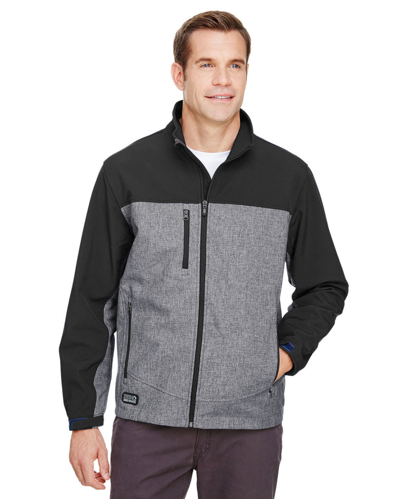 Dri Duck Men's Poly Spandex Motion Softshell Jacket 5350