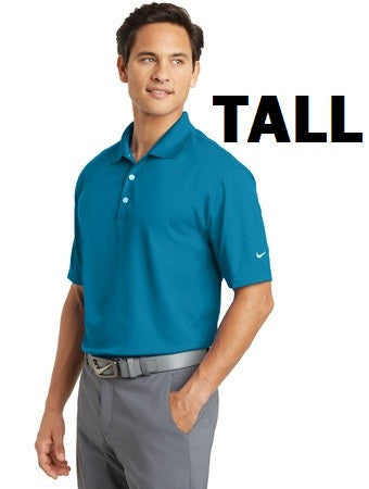 Nike 604941 - Nike Golf TALL Dri-FIT Micro Pique Polo