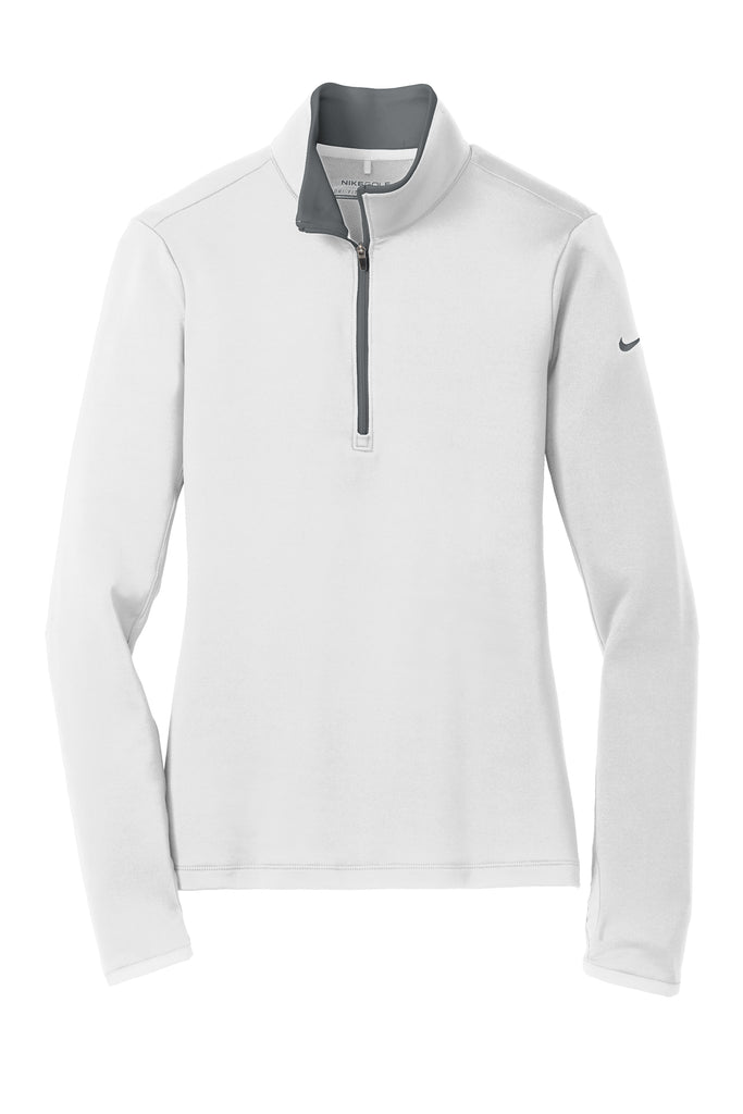 Nike 779796 Ladies Nike Golf DriFit Stretch 1/2 Zip CoverUp