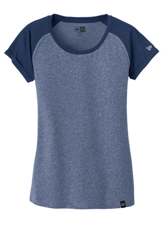 New Era® Ladies Heritage Blend Varsity Tee LNEA107