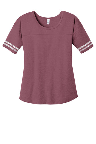 District ® Women's Scorecard Tee DT487