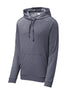 Sport-Tek ® PosiCharge ® Tri-Blend Wicking Fleece Hooded Pullover ST296