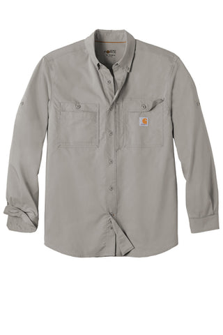 Carhartt Force ® Ridgefield Solid Long Sleeve Shirt CT102418