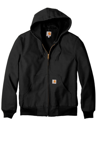 Carhartt ® Tall Thermal-Lined Duck Active Jac CTTJ131