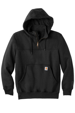 Carhartt ® Rain Defender ® Paxton Heavyweight Hooded Zip Mock Sweatshirt CT100617