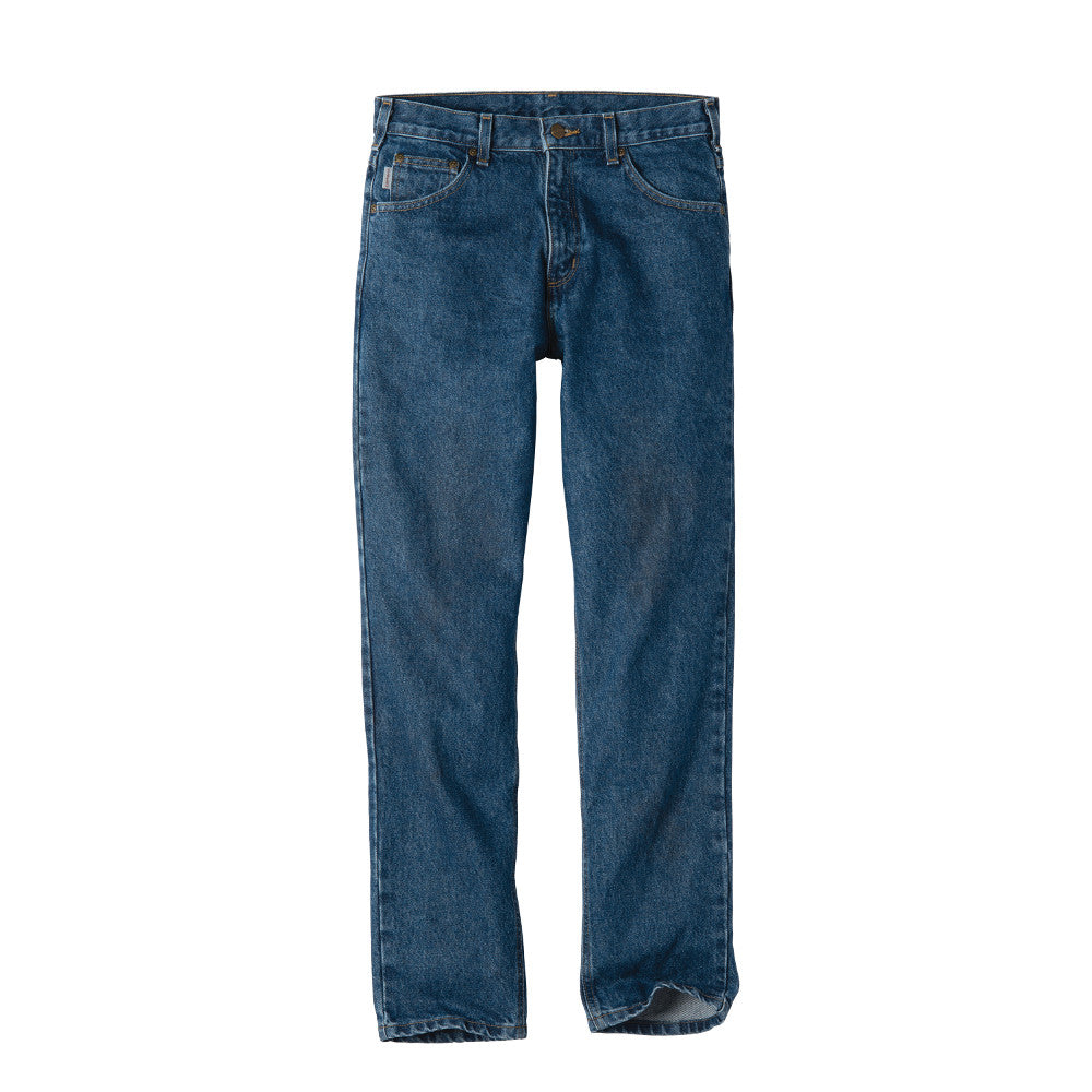 Carhartt CTB17 Relaxed-Fit Tapered-Leg Jeans