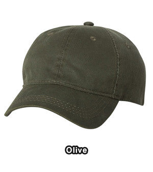 Outdoor Cap HPD605 - Weathered Twill Cap Unstructured - Limit 2